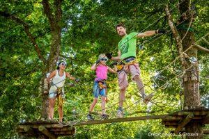 climbing in family
