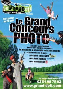 Affiche Grand concours photo