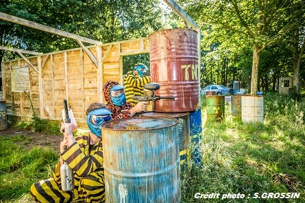 paintball EVG proche de Nantes