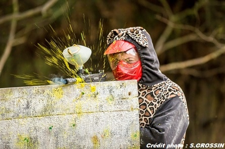 Paintball Adults in Vendée