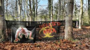 Parc en Vendée nouveau terrain de paintball